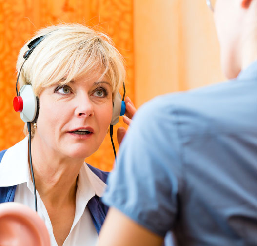 Hearing Test (Audiology) - Dallas, Texas